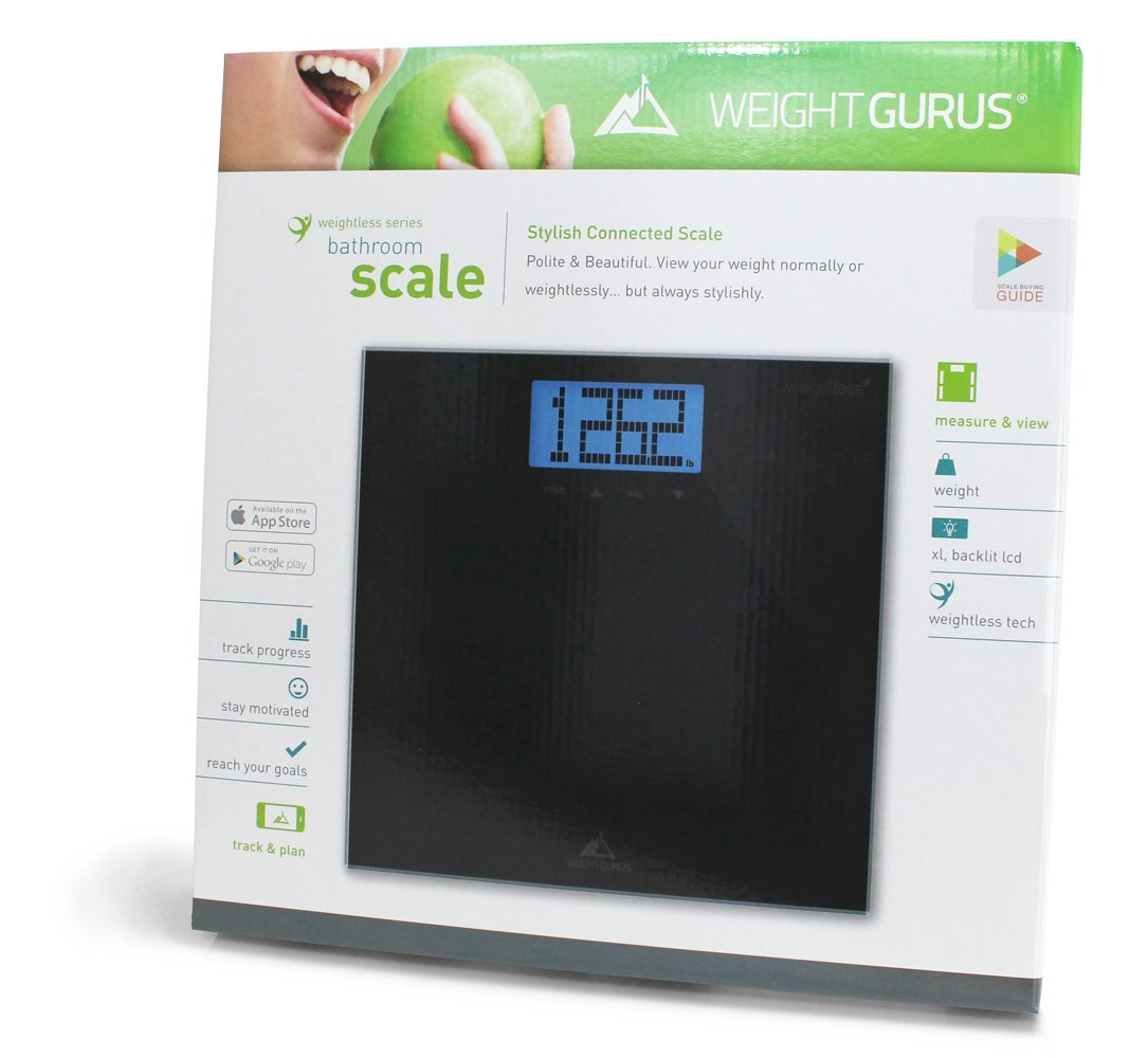 Digital Bathroom Scale From Weight Gurus Review