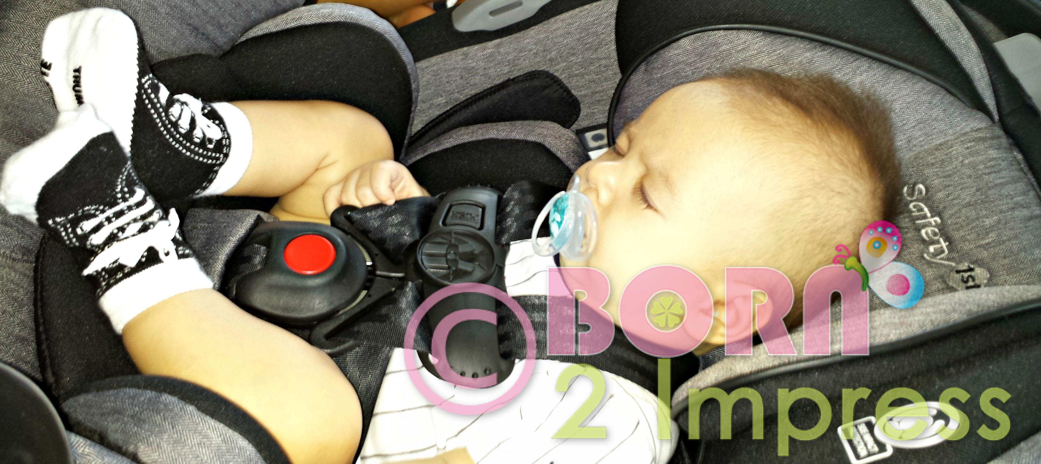 Win a Safety 1st Grow and Go 3-in-1 Convertible Car Seat