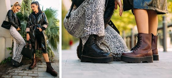 Resultado de imagen para outfit botas de combate