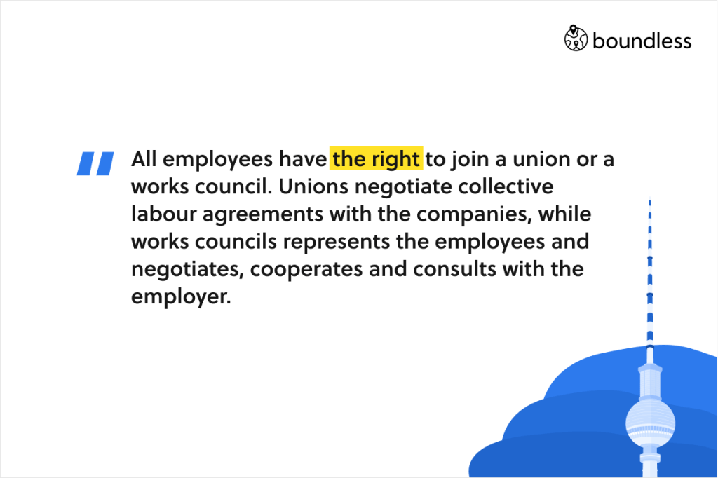 right to join a union