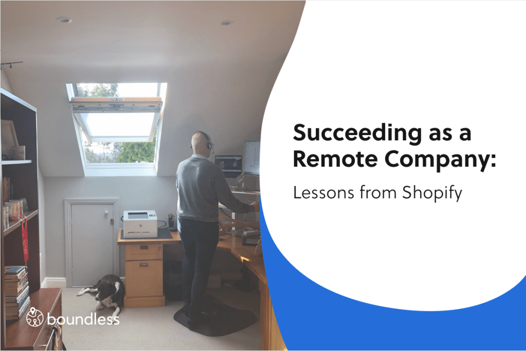 Succeeding as a remote company