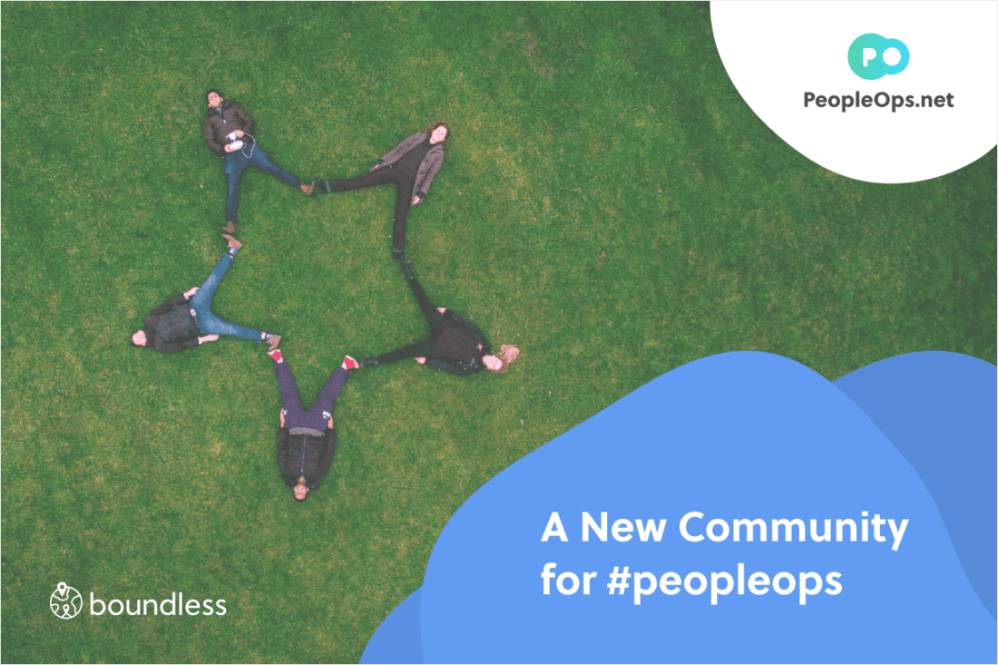 Introducing the PeopleOps community
