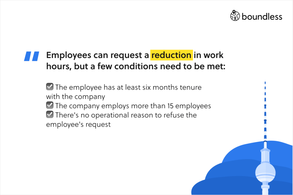 reduction of work request