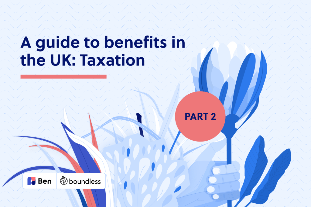 benefits in kind in the UK taxation