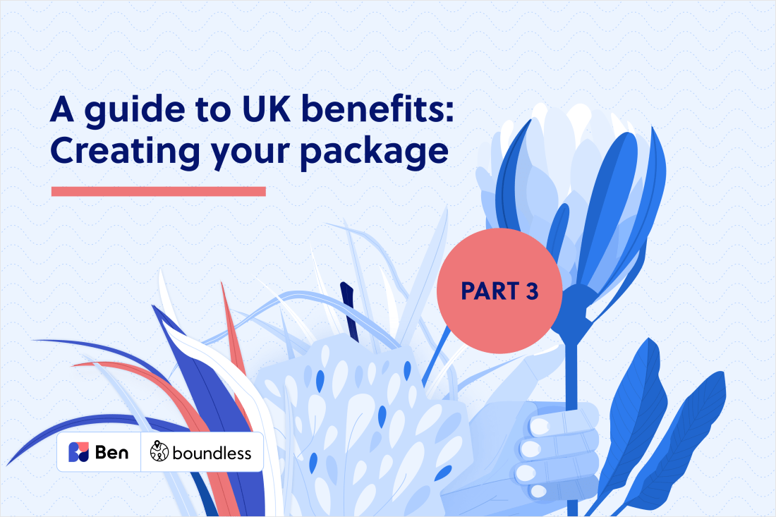 UK benefits package