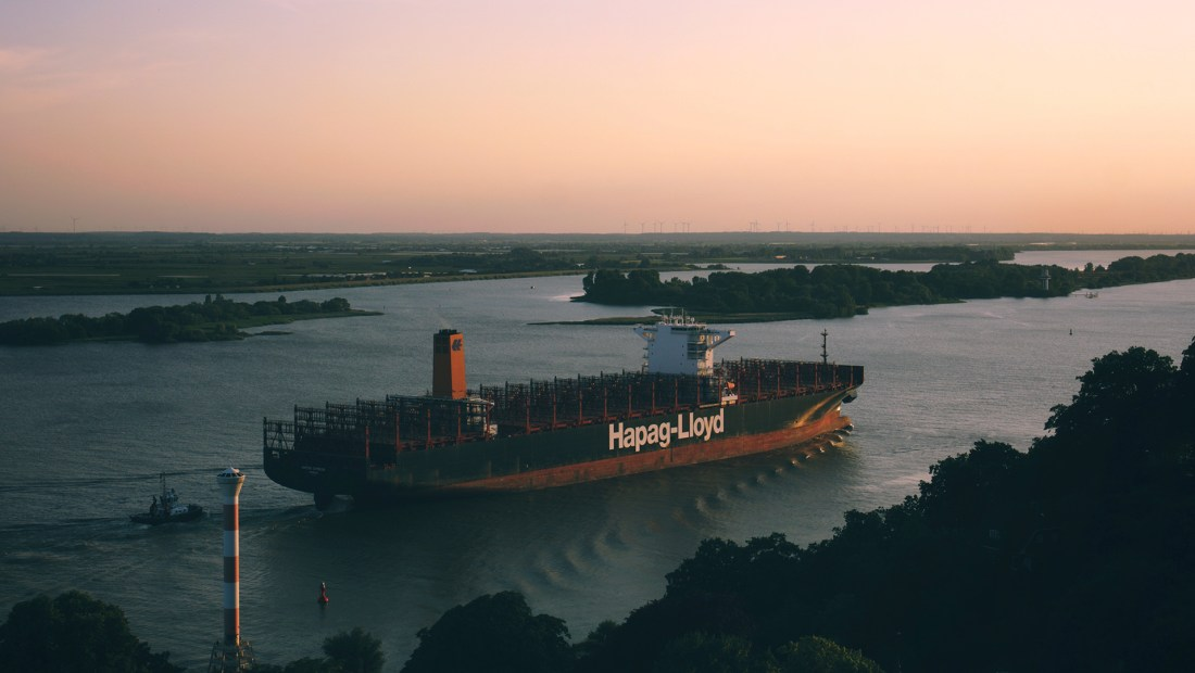 Top 10 container shipping companies