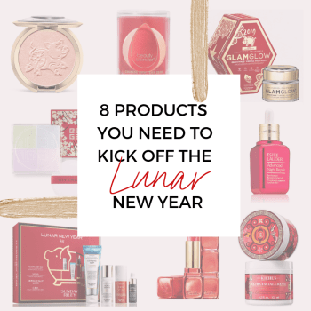 8 Products You Need To Kick Off The Lunar New Year