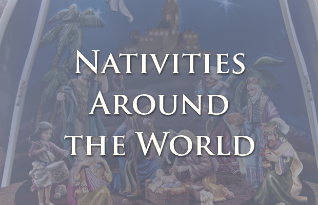 Famous Nativity Displays Around The World Bradford