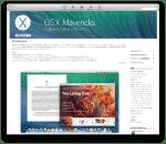 MAC OSX10.9 Mavericksをクリーンインストール・USBメモリ編