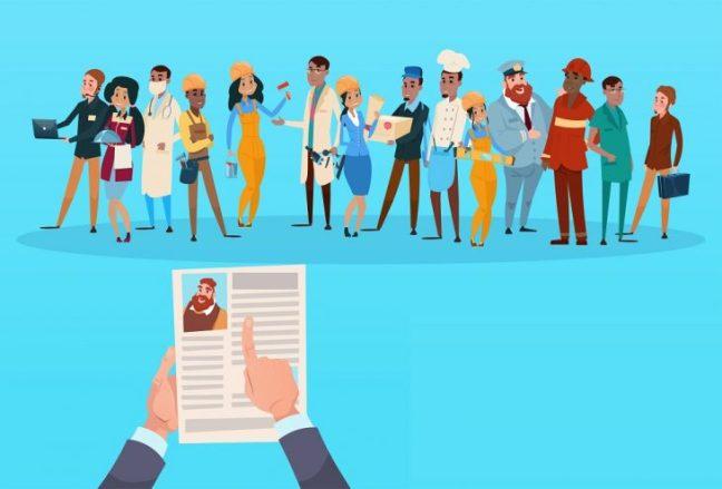 Quais os procedimentos para uma empresa contratar um funcionário? 03