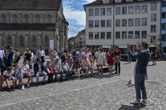 Euer Hochzeitsfotograf in der historischen Altstadt in Zuerich.