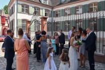 Der Hochzeitsfotograf aus Nuernberg beim Zivilstandesamt in Basel