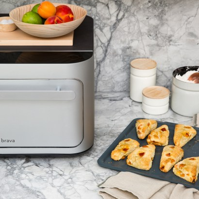 Cream Scones with Brava Smart Oven
