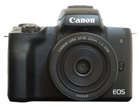 Image of Canon EOS M50 camera