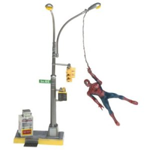 Spider-Man: The Movie Series 2 > Web Swinging Spider-Man Action Figure