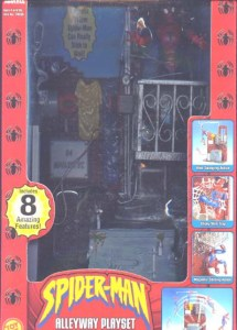 toy biz alleyway playset