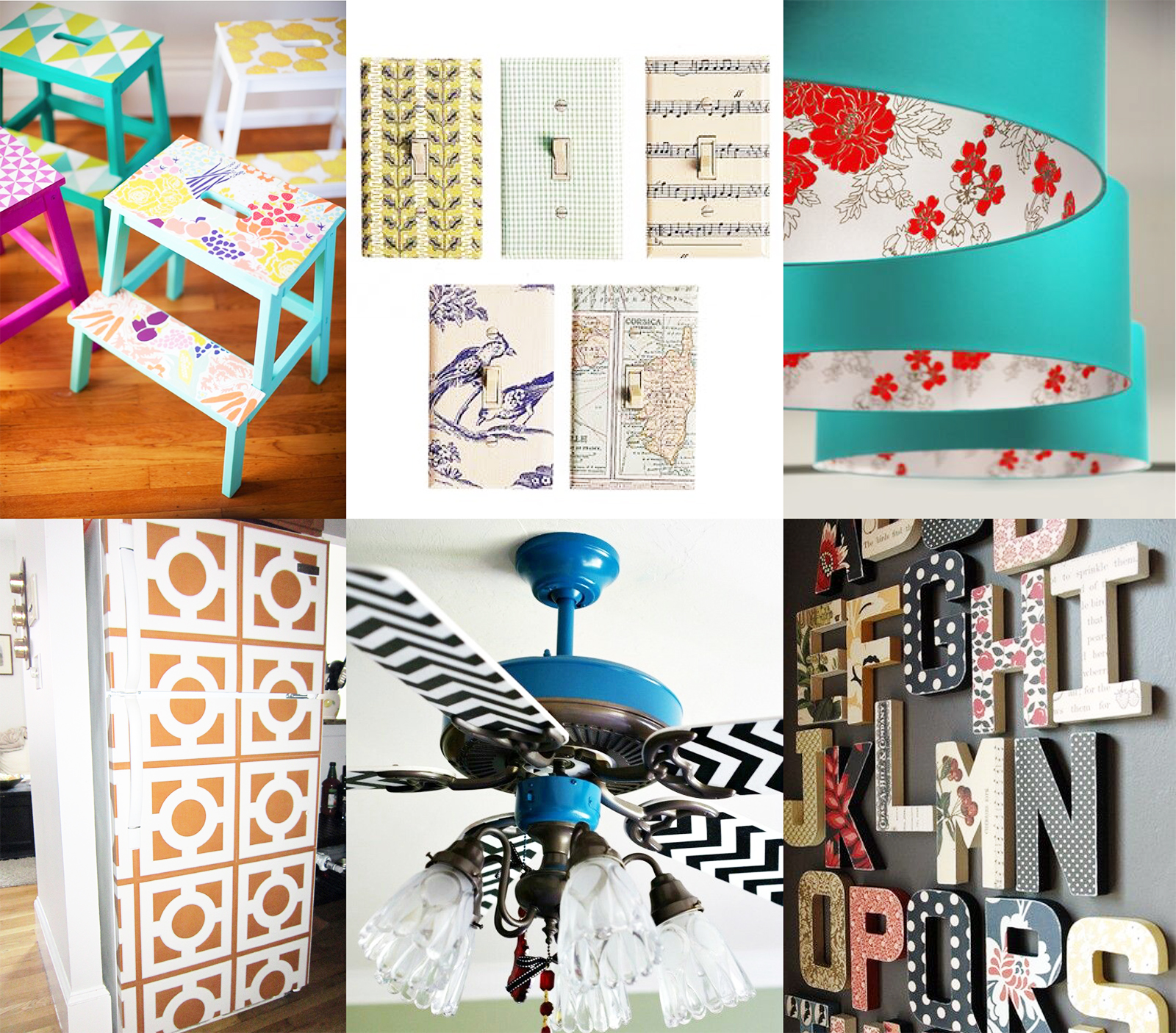 Image result for diy uses with wallpaper