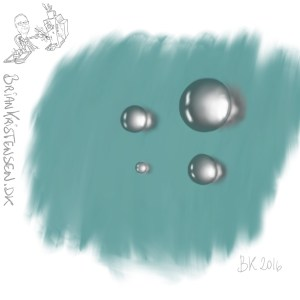 A Raindrop - Sketch 18