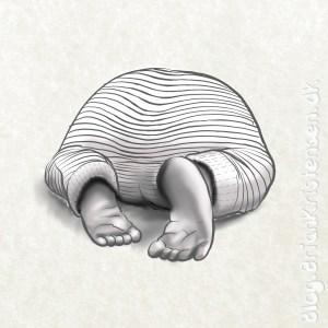 How to Draw Babyfeet  - Sketch 141