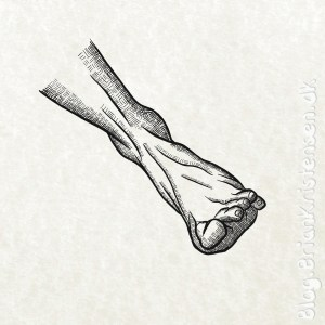 How to Draw Feet , , , , - Sketch 159