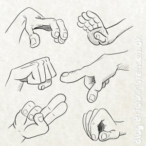 How to Draw Hands - Sketch 190
