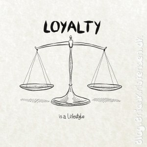 Loyalty Is a Lifestyle - Sketch 308
