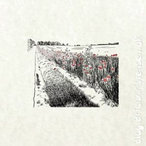 Drawing a Road Schene - Sketch 344