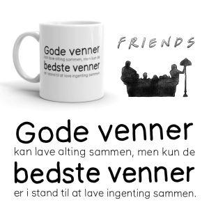 Gode Venner Kan Lave Alting Sammen Men Kun De - Sketch 461