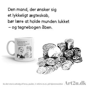 Sådan Får Du Et Lykkeligt ægteskab :) by Brian Kristensen  blog.BrianKristensen.dk - Sketch 469