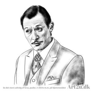 Hr. Weyse Fra Badehotellet - Sketch 489
