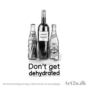 Don't Get Dehydrated - Sketch 524