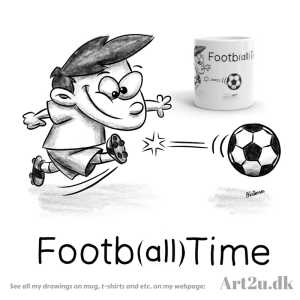 Football Time - Sketch 525