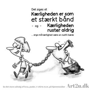 Kærlighed Ruster Aldrig - Sketch 531
