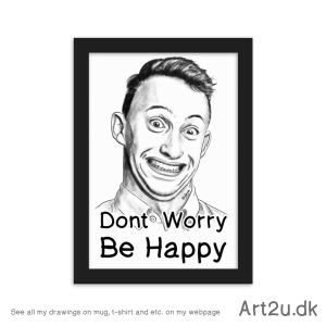 Dont Worry Be Happy - Sketch 584