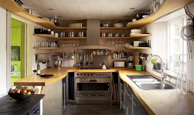 Come Arredare Una Cucina Piccola Idee E Consigli