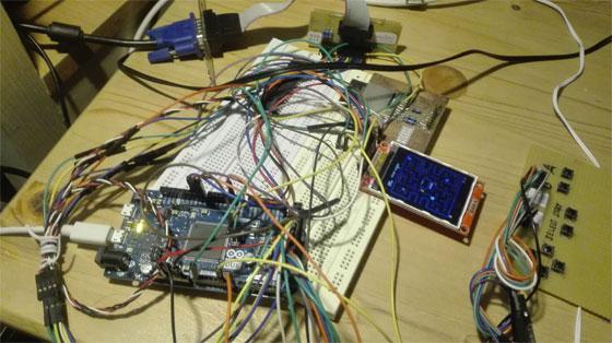 2587 pacman arduino due 01 - Electrogeek