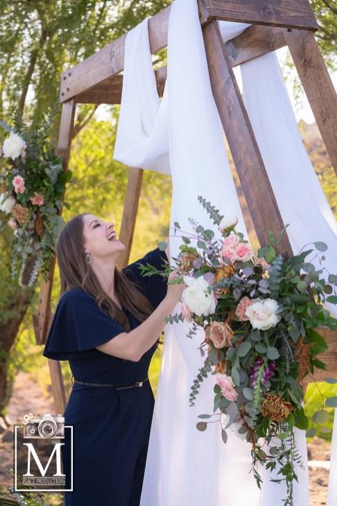 Brittany w/Symphony Weddings