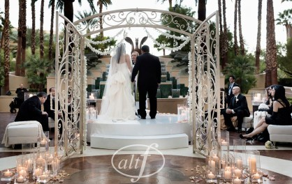 Las Vegas Wedding at Four Seasons