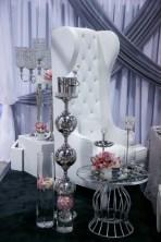 Chandelier Banquet Hall