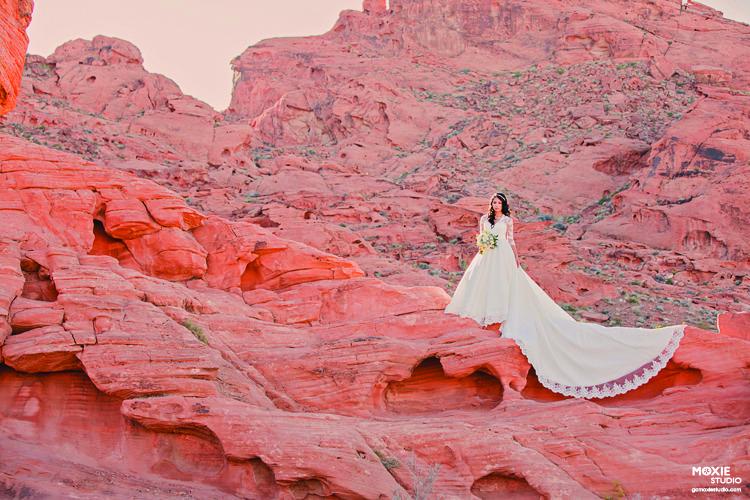 Bridal Spectacular_.Moxie Valley of Fire_Karenn5