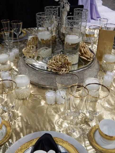 Black & Gold Elegance