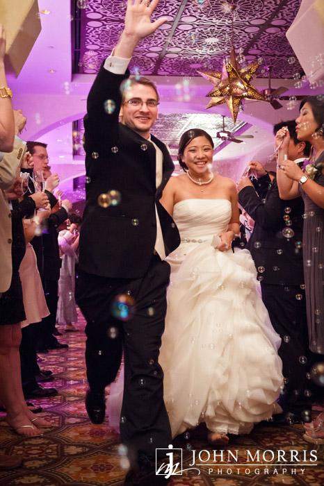Real Wedding Spotlight on Daisy & Brett at The Westin at Lake Las Vegas