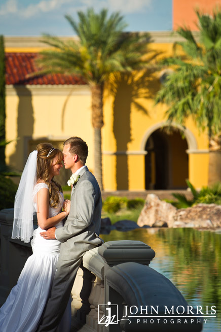 Las Vegas Wedding at Siena Golf Club by John Morris