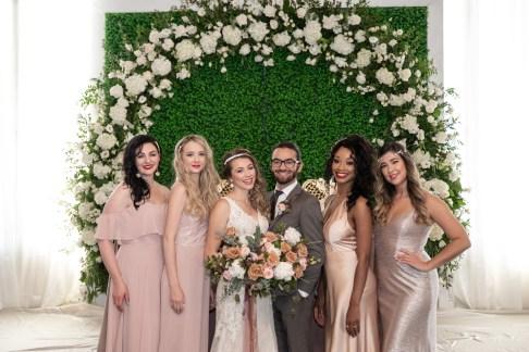 Bella Bridesmaids by Marcella