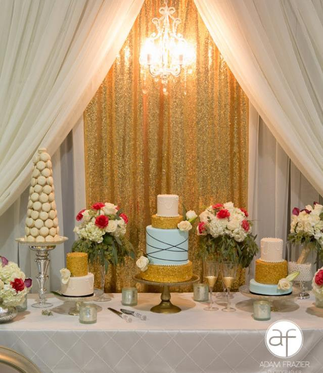 Congratulations to the Winter Bridal Spectacular Show Tabletop Display Winners