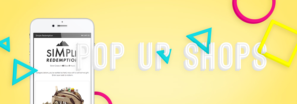 The Era of the Pop-Up Shop & Why They are Trending