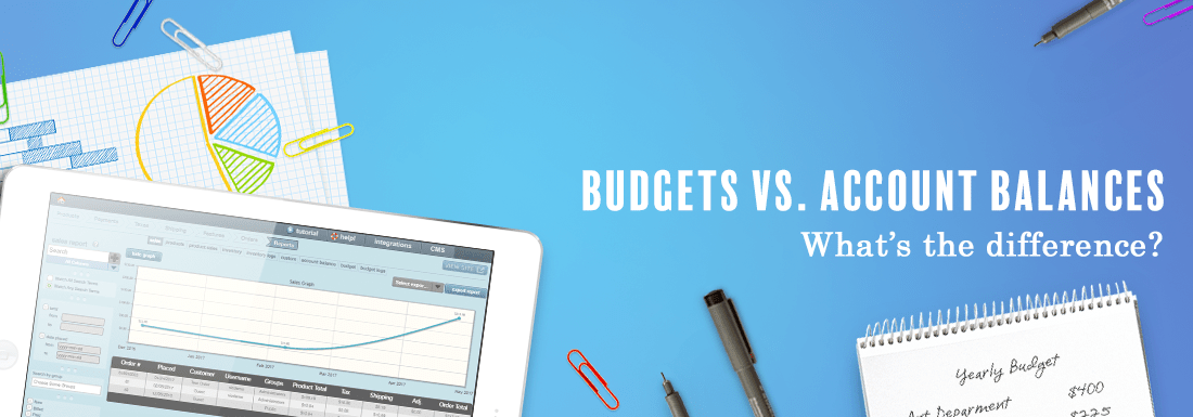 Account Balances & Budgets: What's the Difference?