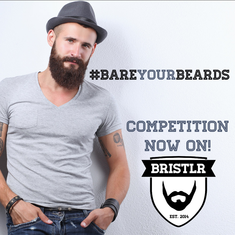 Competition – #BareYourBeard!