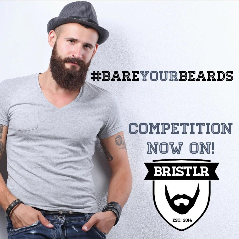 Competition – #BareYourBeard!