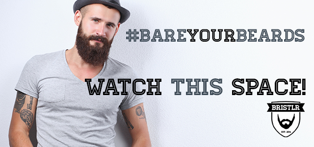 #BareYourBeard Competition Entrants!